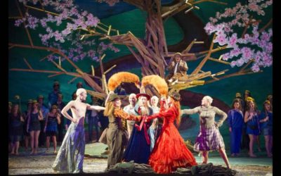Jakub Hrůša Thrills with Glyndebourne's Cunning Little Vixen
