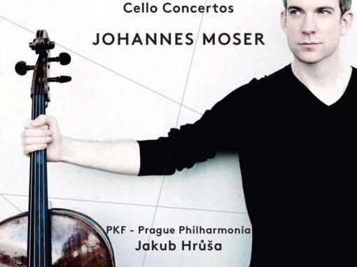 Dvořák & Lalo – Cello Concertos