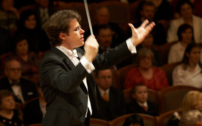 """Jakub Hrůša's Brilliant Debut"" as Chief Conductor of Bamberg Symphoniker"