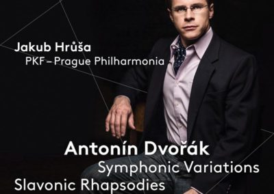 Dvořák – Slavonic Rhapsodies & Symphonic Variations