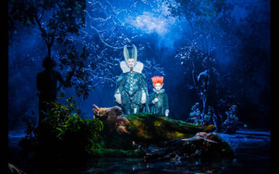 Jakub Hrůša Enchants Audiences In Glyndebourne's A Midsummer Night's Dream
