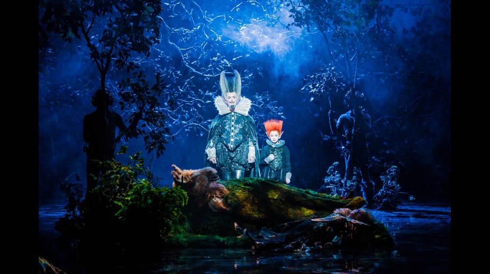 Jakub Hrůša Enchants Audiences In Glyndebourne's A Midsummer Night's Dream