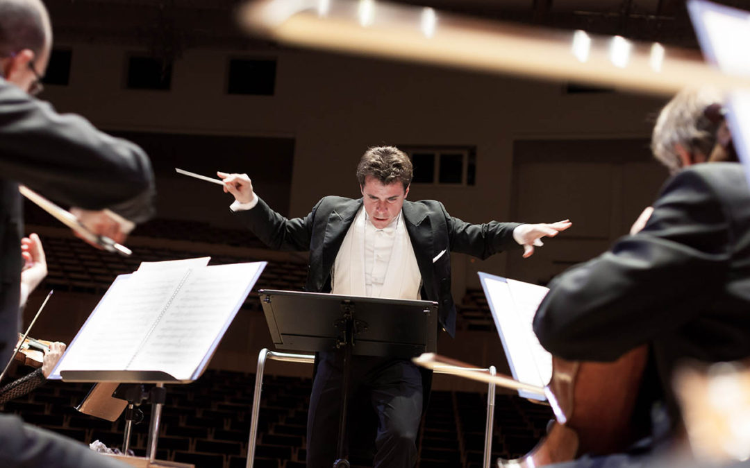 Jakub Hrůša Delights with Mahler's Fifth Symphony