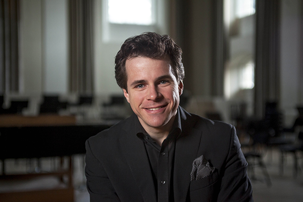 Jakub Hrůša Returns to the Cleveland Orchestra