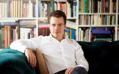 Jakub Hrůša Named Principal Guest Conductor of the Czech Philharmonic
