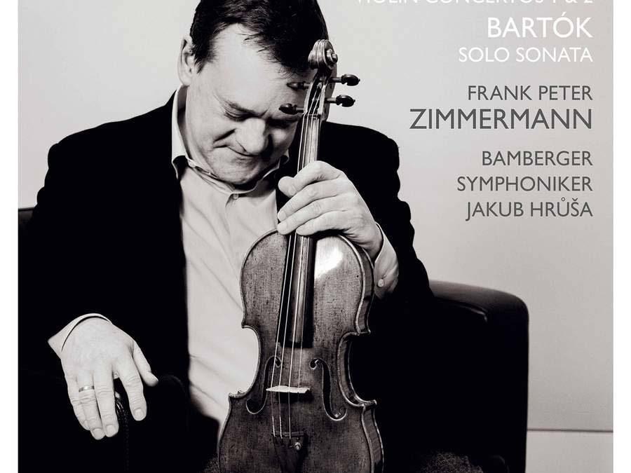 Martinů: Violin Concertos Nos. 1 & 2 – Bartók: Sonata for Solo Violin