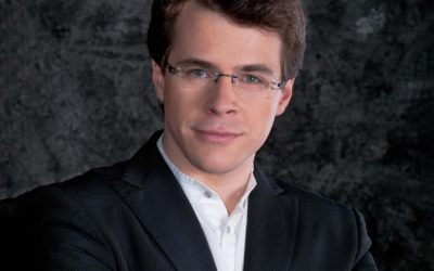 Jakub Hrůša and the Czech Philharmonic Win for Concert Performance of the Year at 58th Golden Prague International Television Festival