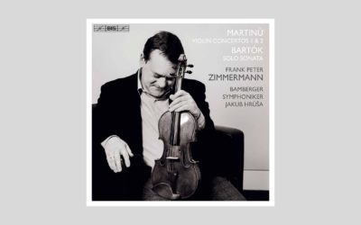 Jakub Hrůša Nominated for 2021 Gramophone Award